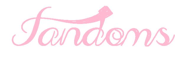 {F2U} Fandoms - pink by TheJanie
