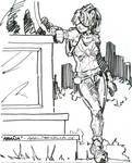 Arana Sketch ver1