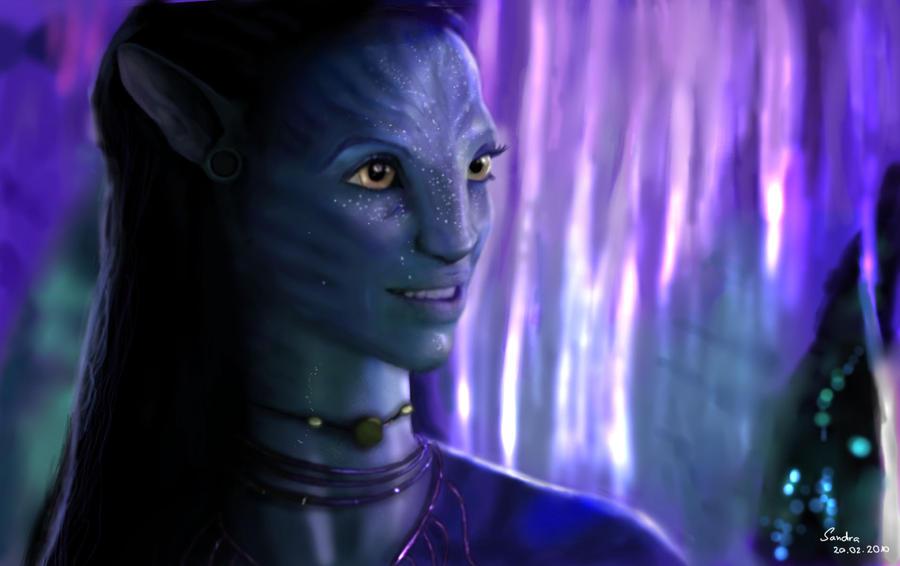 Neytiri avatar by sajana25