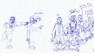 Caricature, A Modders Dream