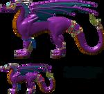 MUGEN Dragoness Test