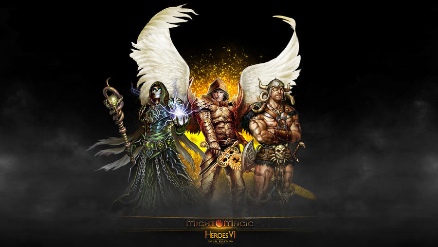 Might and Magic Heroes 6 Gold Edition wallpaper by becomm