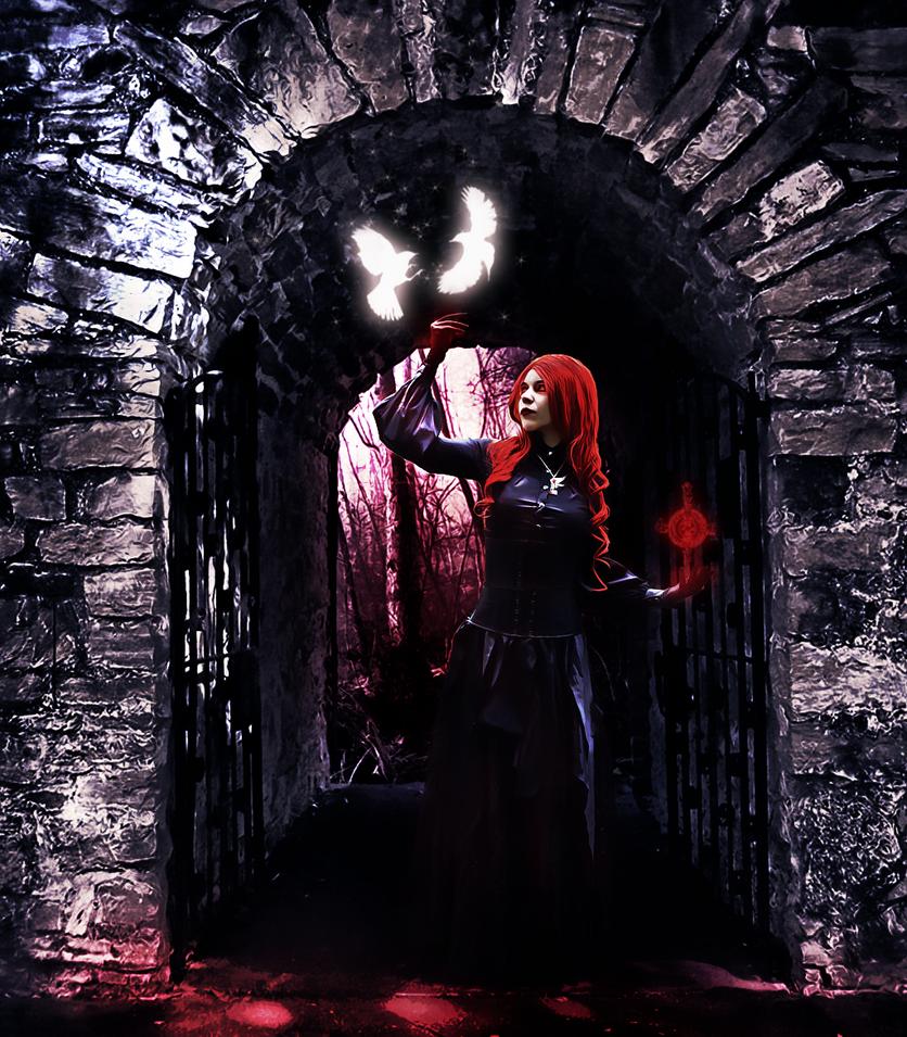 Angel - Magazine cover