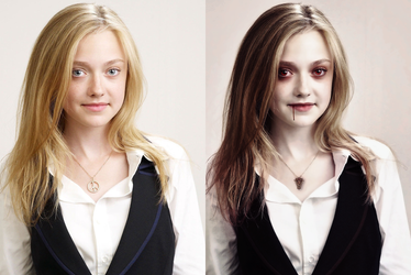 Jane Volturi II before after by Jeanne26