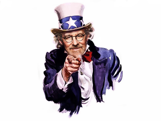 Spielberg, We Want You by Jeanne26