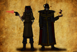 Gear and Time Casters of Tenebrae