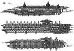 Tenebrae Imperium Military Space Craft No. 2