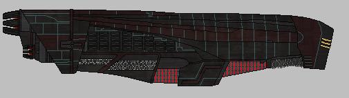 Tenebrean Repulse carrier colors by Athalai-Haust