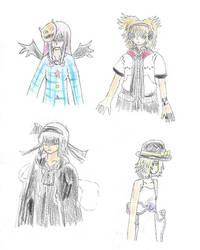 Touhou Kingdom Hearts Style