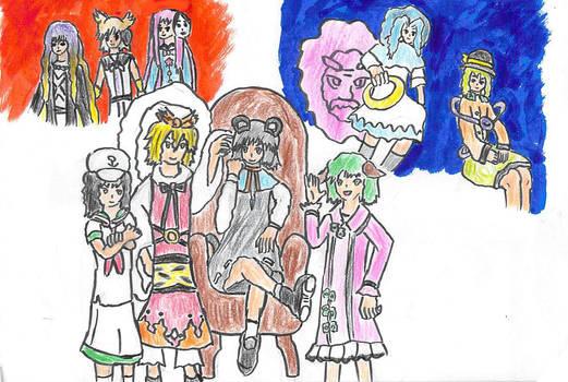 Touhou Kingdom Hearts Style2