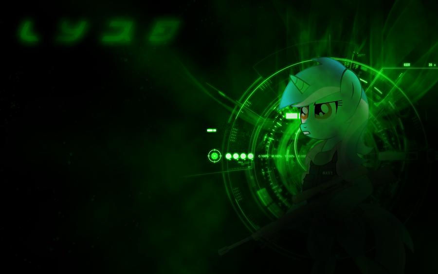 Sniper Lyra by Vexx3