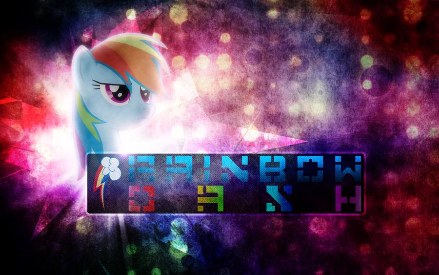 Rainbow Dash by Vexx3