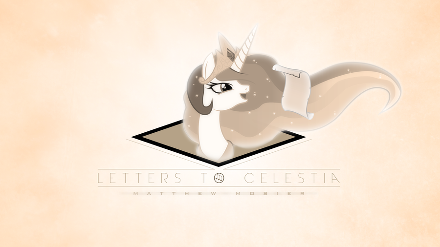[Cover Art] Letters to Celestia by Vexx3