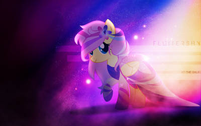 At the Gala | Fluttershy [Alternative]
