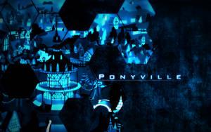 Ponyville Redux by Vexx3