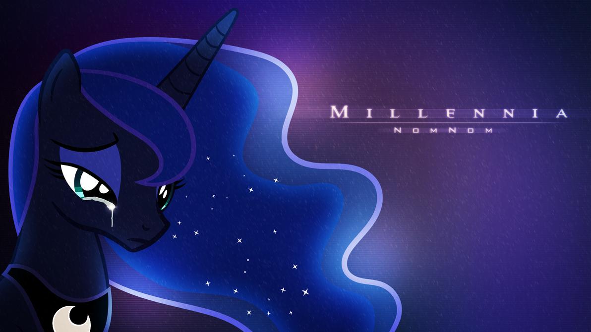 Millennia- NomNom | Cover Art by Vexx3