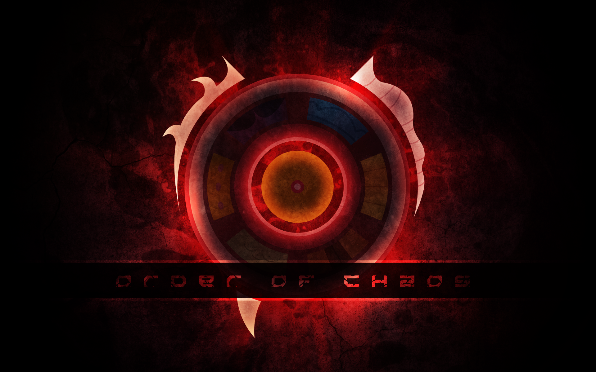 Order of Chaos by Vexx3