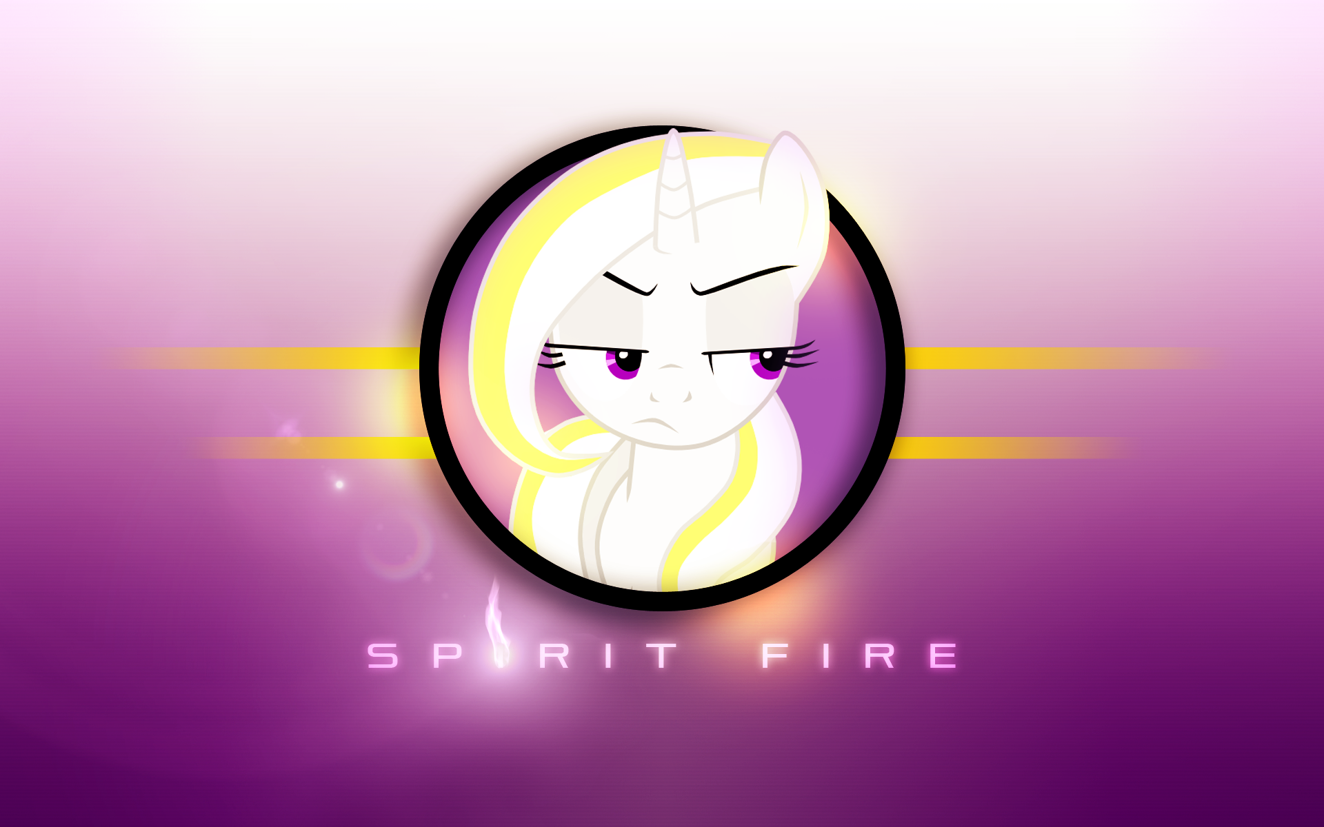 Spirit Fire | Request by Vexx3