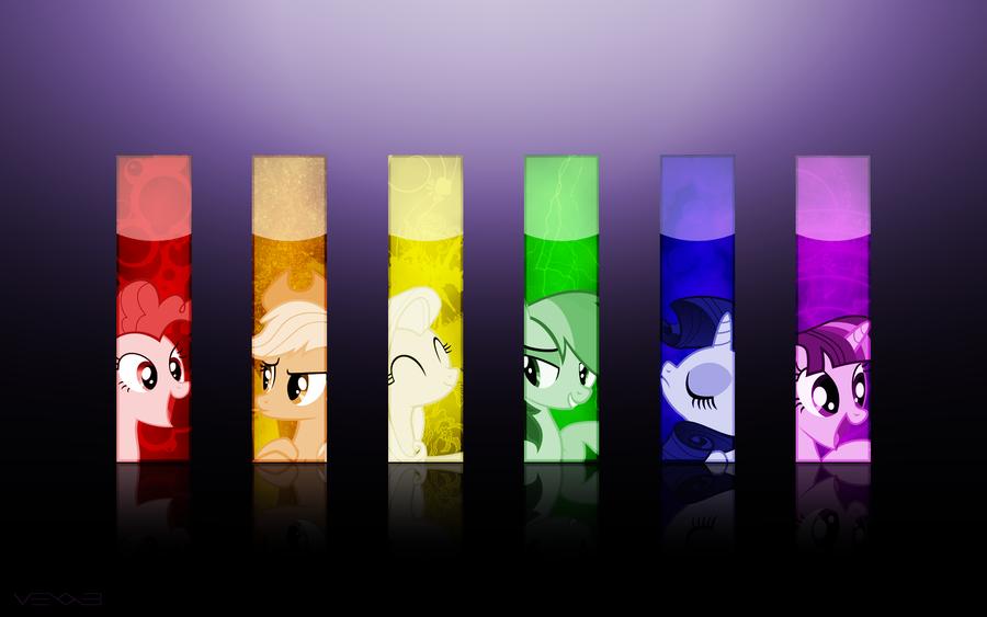 Harmony Spectrum by Vexx3