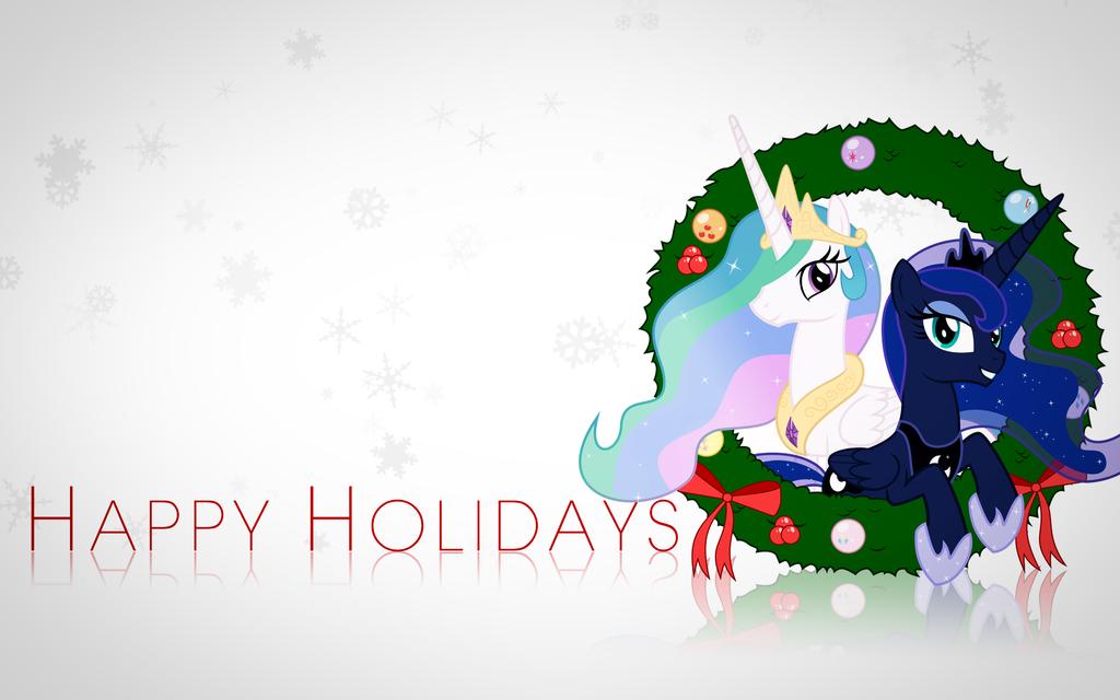 Happy Holidays! by Vexx3