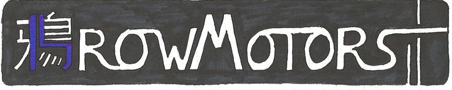 Krow Motors Logo 1 by ZealthosKOT