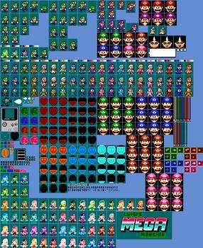 Loogie's Mega Mansion