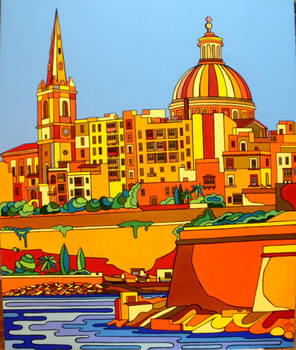 Harbour Cruise to Valletta