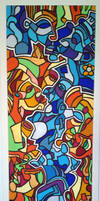 One of the first paintings I ever sold - 2011