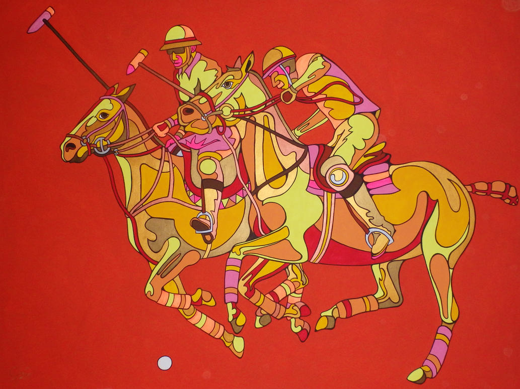 Polo - the Action by Evilpainter