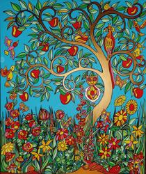 Enchanted Garden by Evilpainter