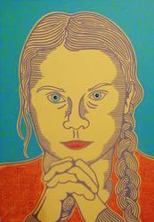 Greta Thurnberg