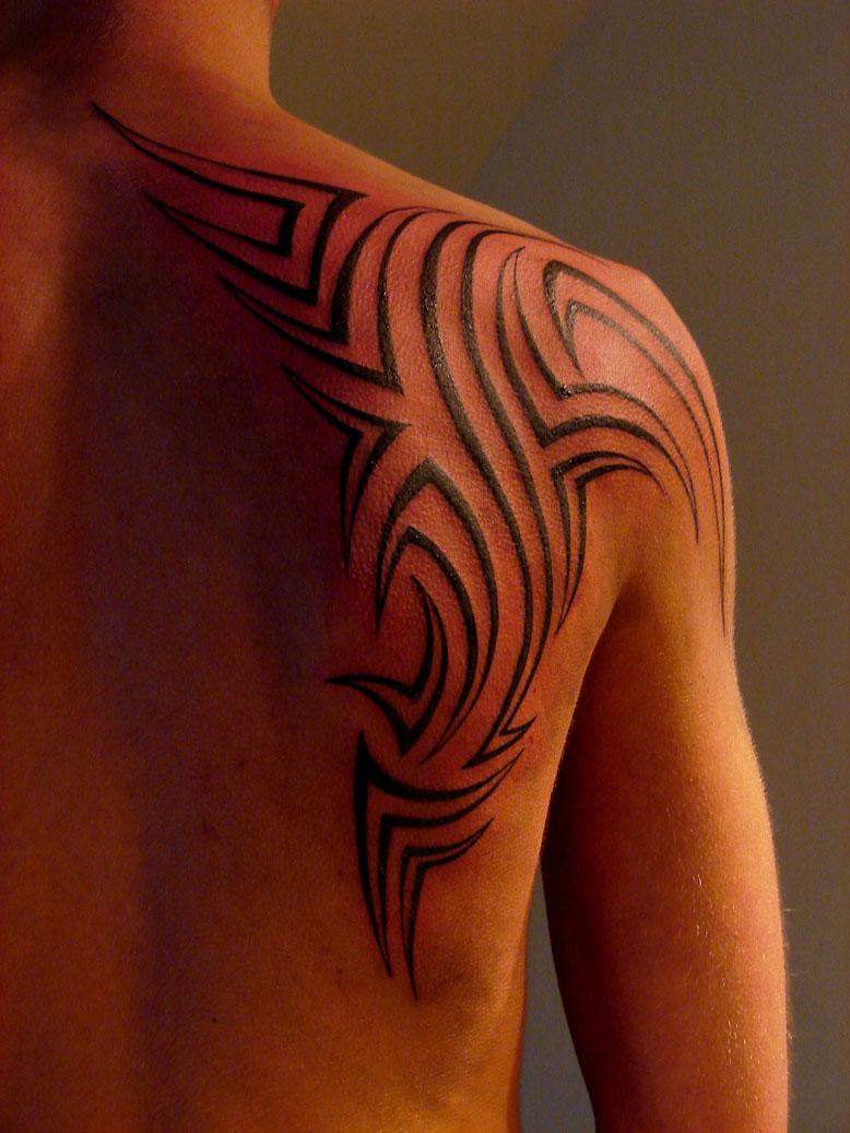 Shoulder Tribal