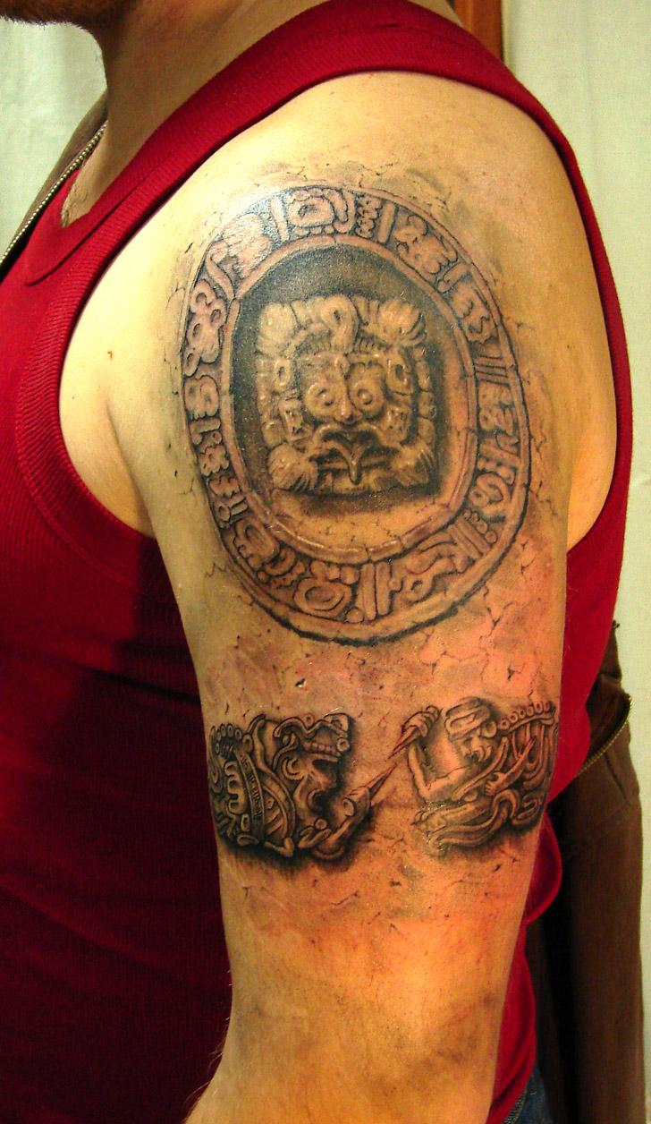 Pavel Angel Tattoo Tour