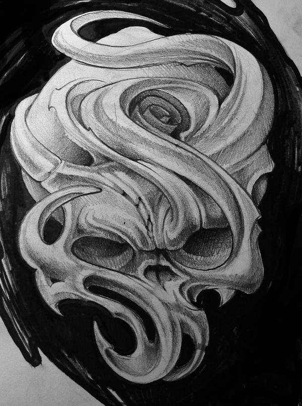 black rose birth by strangeris