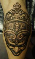 aztec crown