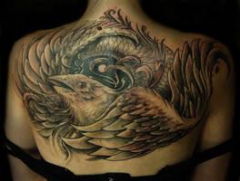 Phoenix finished by strangeris