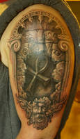 Freehand stone cover-up by strangeris