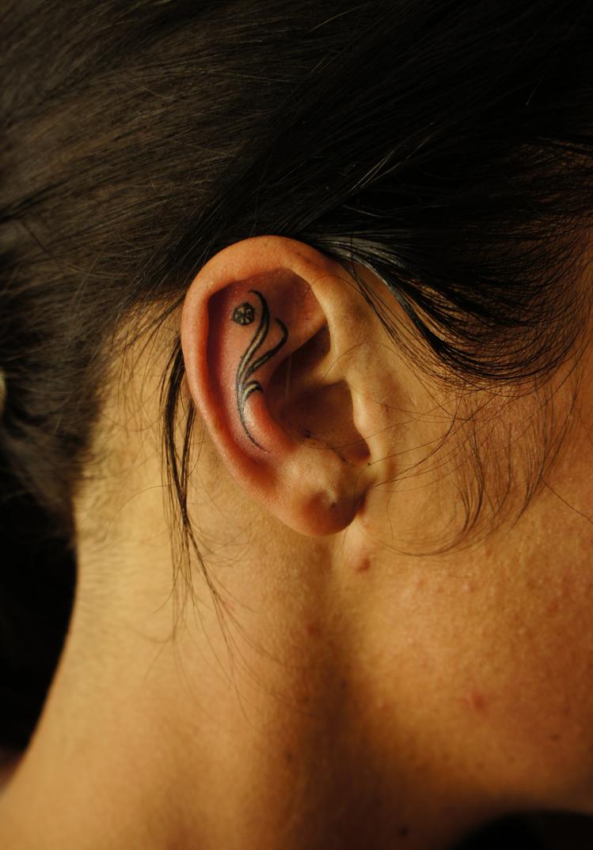 Ear ornament