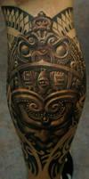 Aztec god refresh