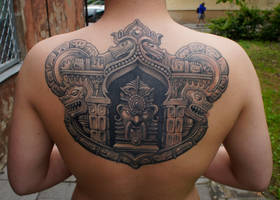 Aztec by strangeris