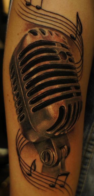 oldschool mic by strangeris