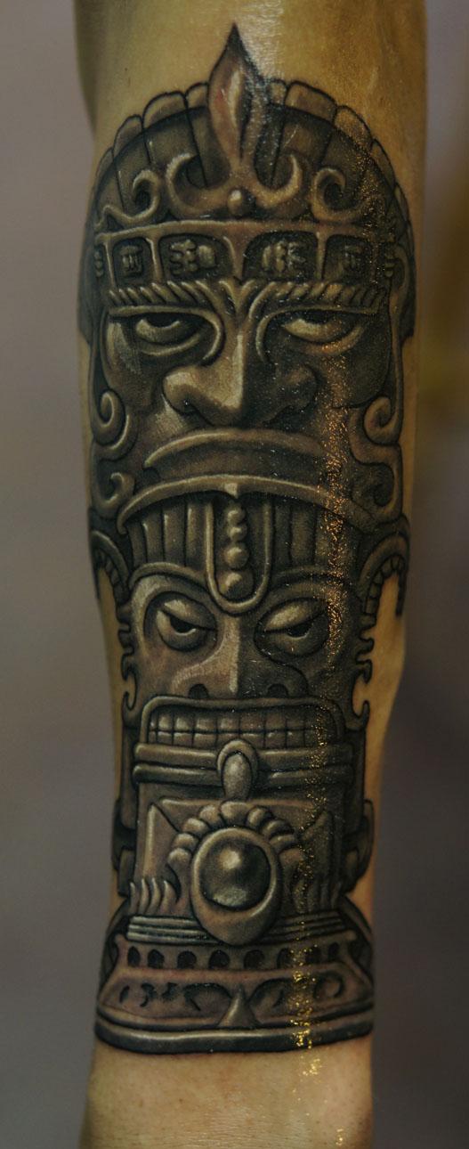 totem by strangeris