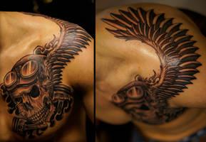 skullwing by strangeris