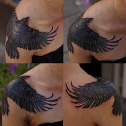 Shoulder crow