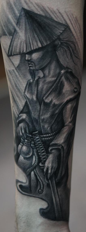 Samurai by strangeris
