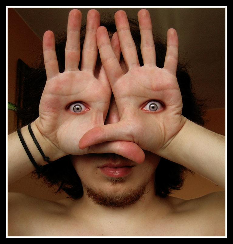 ...eyes...... by Bokor