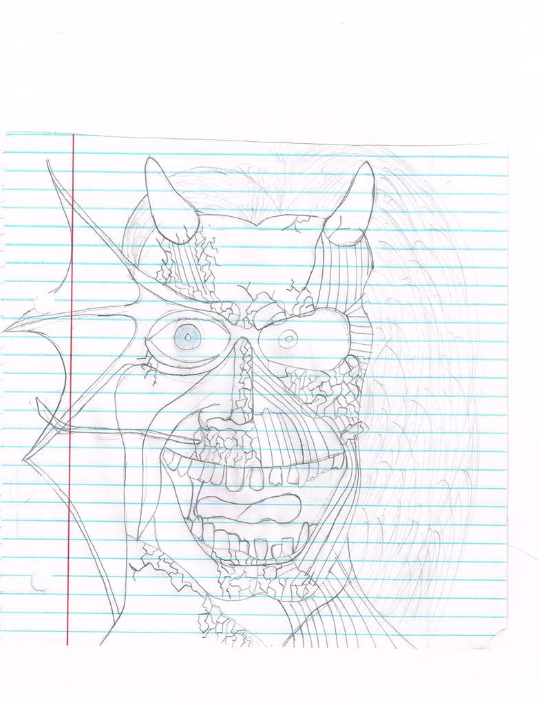 Iron Maiden - Purgatory by acidzombie6516