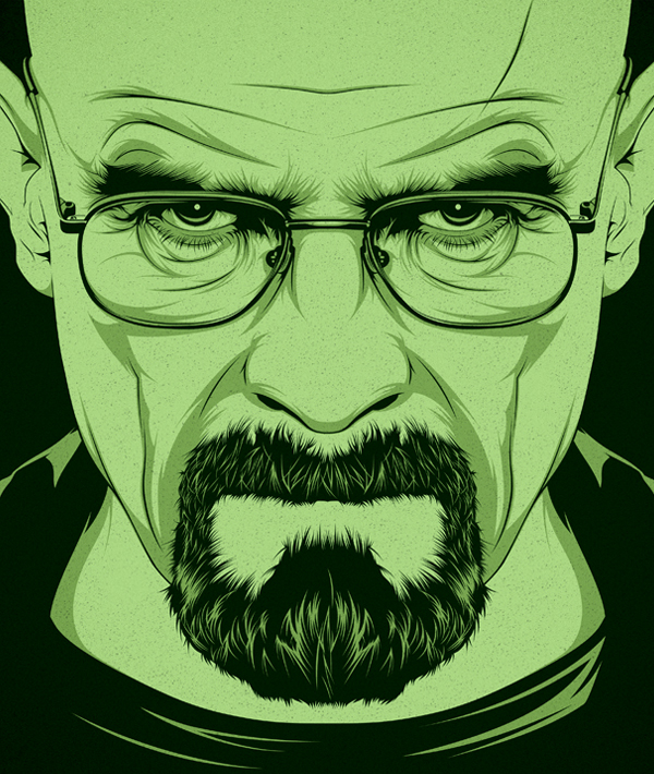 DeviantArt: More Collections Like Heisenberg - Breaking Bad Vector ...