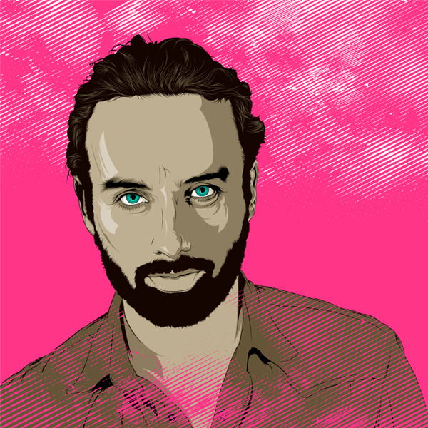 Rick Grimes by craniodsgn
