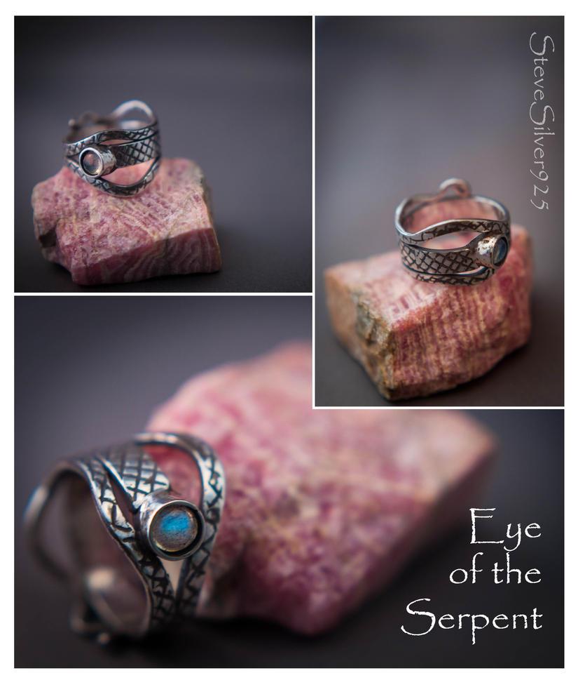 Eye of the Serpent by SteveSilver925
